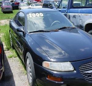 1997 CHRYSLER SEBRING LX for sale by dealer
