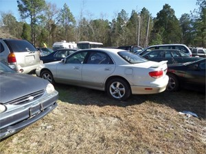 2001 MAZDA MILLENIA for sale by dealer