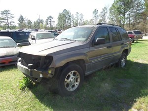 2001 JEEP GRAND CHEROKEE LAREDO for sale by dealer