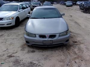 2000 PONTIAC GRAND PRIX GT for sale by dealer