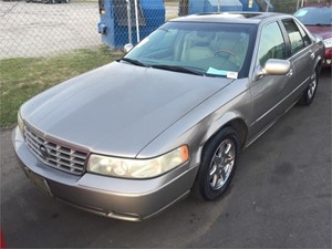 2000 CADILLAC SEVILLE STS for sale by dealer