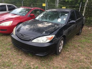 2003 TOYOTA CAMRY LE/XLE/SE for sale by dealer
