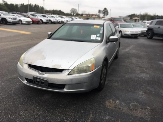 2004 HONDA ACCORD LX for sale by dealer
