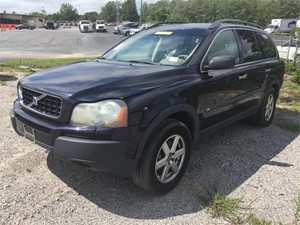 2005 VOLVO XC90 T6 for sale by dealer