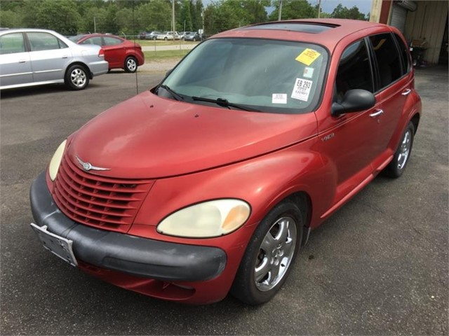 2002 CHRYSLER PT CRUISER LMT/DREAM CRSR for sale by dealer