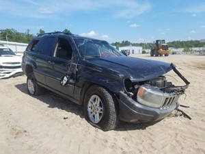 2003 JEEP GRAND CHEROKEE LAREDO for sale by dealer