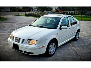 2001 VOLKSWAGEN JETTA GLS for sale by dealer