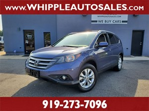 2012 HONDA CR-V EX-L for sale by dealer
