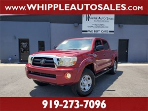 2008 TOYOTA TACOMA SR5 PRERUNNER for sale by dealer