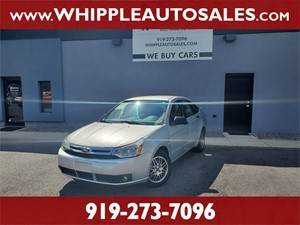 2011 FORD FOCUS SE Raleigh NC