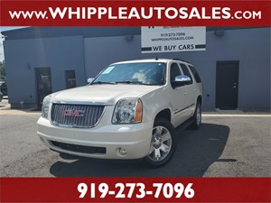 2012 GMC YUKON SLT for sale by dealer