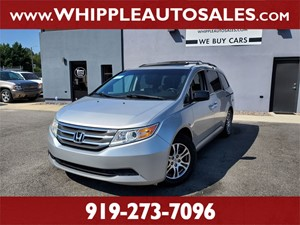 2012 HONDA ODYSSEY EX-L for sale by dealer
