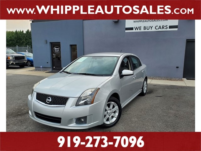 NISSAN SENTRA  SR in Raleigh