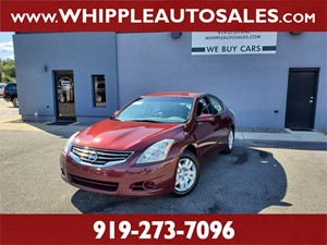 2010 NISSAN ALTIMA 2.5 S for sale by dealer