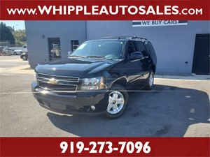 2012 CHEVROLET TAHOE LT  for sale by dealer