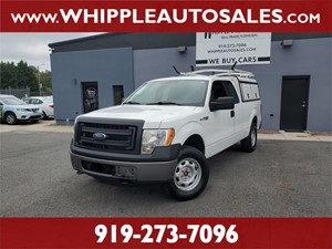 2013 FORD F-150 XL  Raleigh NC