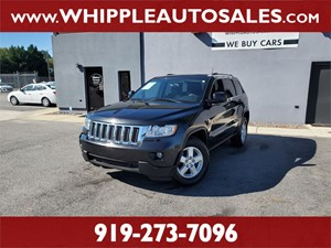 2012 JEEP GRAND CHEROKEE LAREDO for sale by dealer
