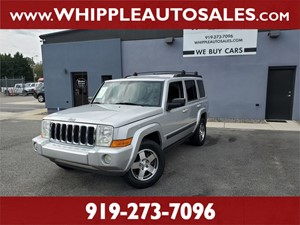 2009 JEEP COMMANDER SPORT  Raleigh NC