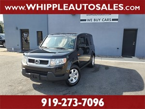 2010 HONDA  ELEMENT EX  for sale by dealer