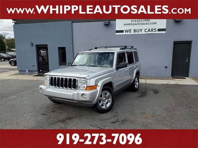 JEEP COMMANDER LIMITED in Raleigh