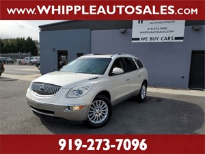2012 BUICK  ENCLAVE  Raleigh NC