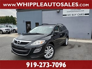 2011 MAZDA CX-9 GRAND TOURING (1-OWNER) Raleigh NC