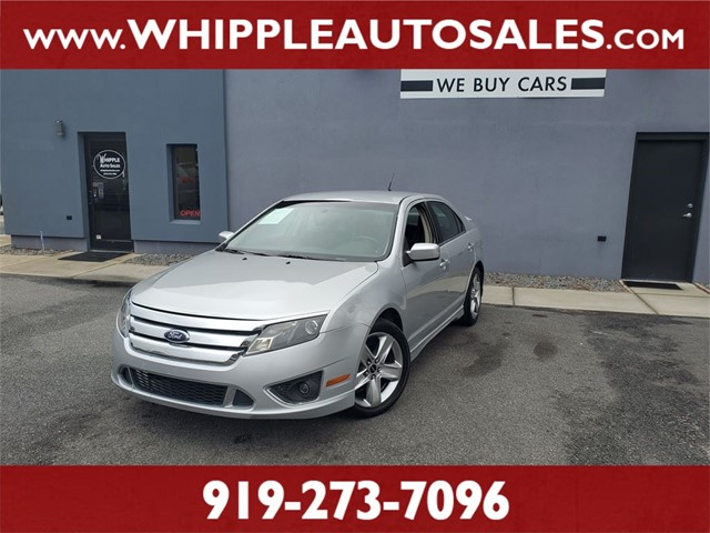 FORD FUSION SPORT in Raleigh