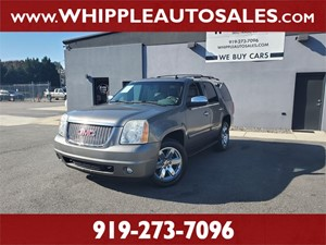 2012 GMC YUKON SLT (1-OWNER) for sale by dealer