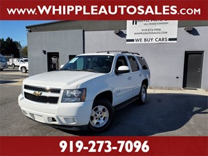 2011 CHEVROLET  TAHOE LS (1-OWNER) for sale by dealer