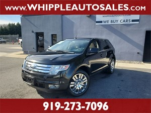 2008 FORD EDGE LIMITED Raleigh NC