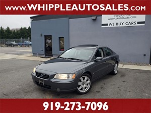 2006 VOLVO S60 2.5T for sale by dealer