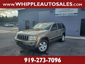 2006 JEEP GRAND CHEROKEE LAREDO for sale by dealer
