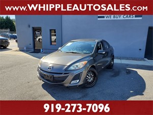 2010 MAZDA MAZDA3s Grand Touring Raleigh NC