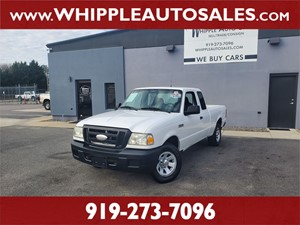 2007 FORD RANGER XL (1-OWNER) Raleigh NC