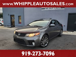2013 KIA FORTE KOUP SX for sale by dealer
