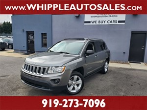 2013 JEEP COMPASS LATITUDE (1-OWNER) for sale by dealer