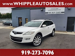 2008 MAZDA CX-9 GRAND TOURING for sale by dealer