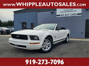 2009 FORD  MUSTANG for sale by dealer