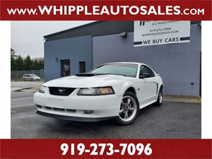 2003 FORD MUSTANG GT  for sale by dealer
