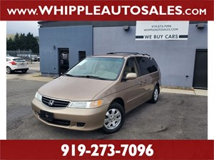 2003 HONDA ODYSSEY EX-L for sale by dealer