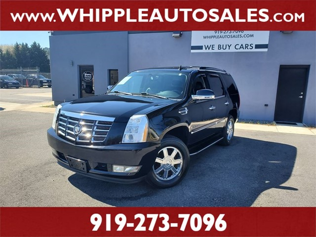 CADILLAC ESCALADE LUXURY in Raleigh