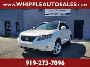 2012 LEXUS RX350 for sale by dealer