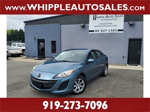 2010 MAZDA MAZDA3i SPORT  for sale by dealer