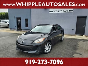 2012 MAZDA MAZDA3I SPORT  for sale by dealer