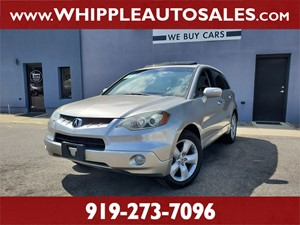 2009 ACURA RDX for sale by dealer