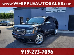 2010 CHEVROLET TAHOE LTZ for sale by dealer
