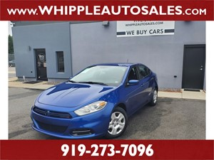 2013 DODGE DART SE (1-OWNER) for sale by dealer