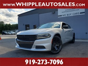 2015 DODGE  CHARGER POLICE (1-OWNER) Raleigh NC