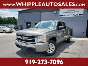 2008 CHEVROLET SILVERADO LS (1-OWNER) Raleigh NC