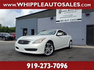 2009 INFINITI G37 for sale by dealer